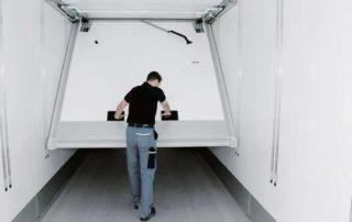 Camion refrigeratore